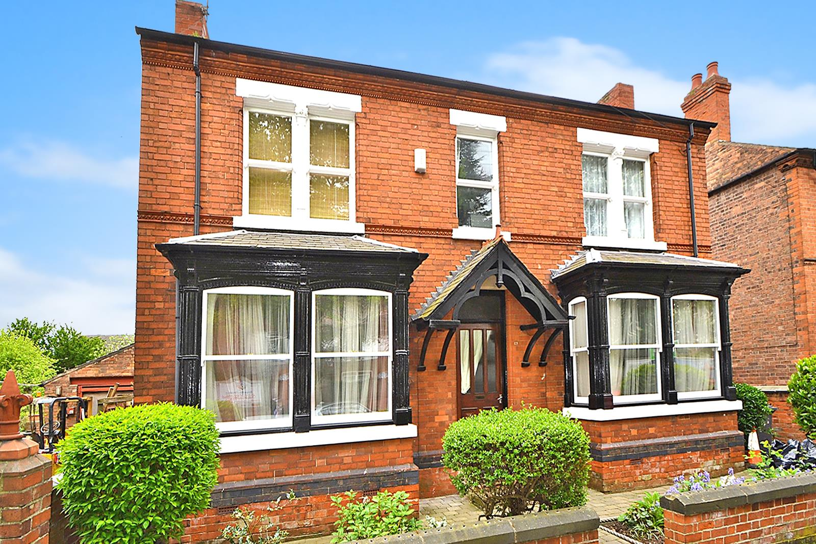 4 Bedrooms Detached House for sale in Acton Road, Long Eaton
